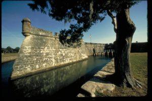 Fort-Castillo-de-San Marcos