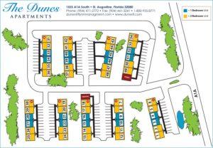 Dunes Site Plan